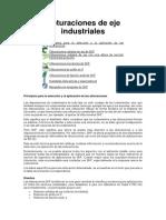 Obturaciones de Eje Industriales