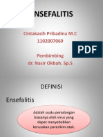 ENSEFALITIS PPT