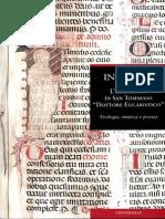 Biffi I. - Eucaristia in San Tommaso Dottore Eucaristico. Teologia, Mistica e Poesia1