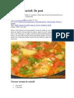 Tocana de Cartofi