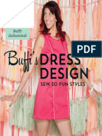 Buffi's Dress Design — Sneak Peek