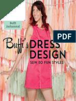 Buffi's Dress Design — Sneak Peek