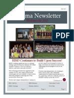 HISD Newsletter Issue 9