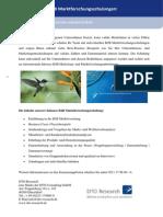 B2B Markforschungsseminare DTO Research