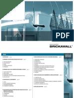 Manual de Instalao Da Placa Cimentcia BRICKAWALL