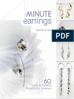 30-Minute Earrings. 60 Quick & Creative Projects for Jewelers