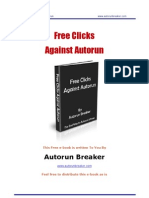 Free Clicks Against Autorun