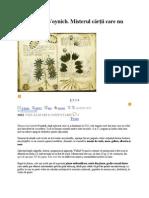 Manuscrisul-Voynich