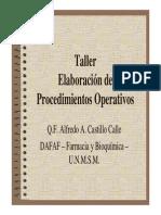 6 Potencias-Talleres-Taller Elaboracion Procedimientos