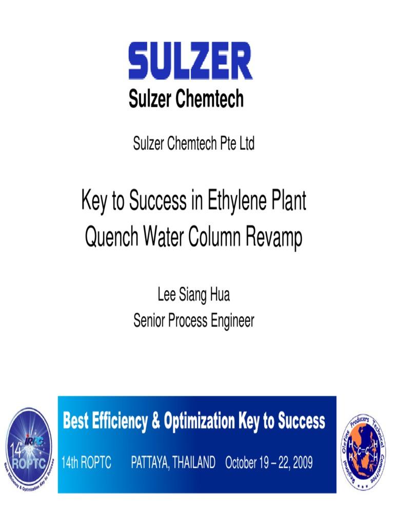 09-05-Sulzer-Key to Success in Ethylene Plant-VF | Etileno
