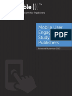 Rumble's Mobile User Engagement Study