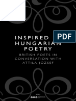 Inspired by Hungarian Poetry - British Poets in Conversation with Attila József (pdf)