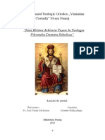 Iisus Hristos Arhiereul cel veșnic în Teologia Părintelui Dumitru Stăniloae