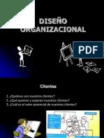 Clase Cinco Diseno Organizacional (1)