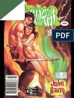 948 Samurai John Barry