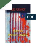 Oleg Platonov - Zasto Ce Propasti Amerika (2000)