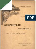 A.Gouilly - Géométrie descriptive