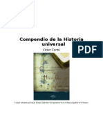 Compendio de Historia Universal.doc