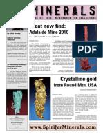 Minerals 1 Internet