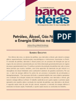 Encartes Do IL - Petroleo, Alcool, Gas Natural e Energia Eletrica No Brasil