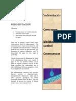 capitulo5-sedimentacion