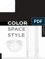 Interior Design Manual Color Space And Style