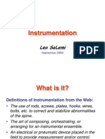 InstrumentationOverview Week1 Basic&Intermediate