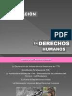 CAPACITACIÓN EN DERECHOS HUMANOS