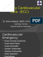 Emergency Cardiovacular Care