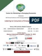 Final Conference Brochure