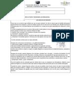 EV. INFORMAL lenguaje 3°A - copia