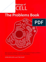 Molecular Biology of the Cell, Fifth Edition_ the Problems Book - John Wilson & Tim Hunt