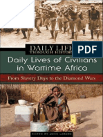 Laband (Ed.) - Daily Lives of Civilians in Wartime Africa; From Slavery Days to Rwandan Genocide (2007)