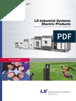 Low Voltage Circuit Breakers & Contactors General Leaflet - LS