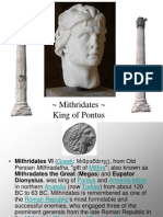 Mithridates of Pontus