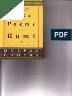 Deepak Chopra - The Love Poems of Rumi