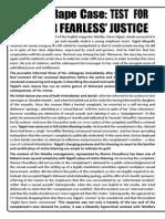 AISA Poster Nov 26 Tehelka Rape