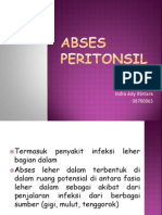 ABSES-PERITONSILER-ppt