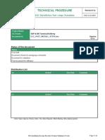Ecc Post Install Steps