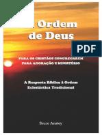 A Ordem de Deus - Bruce Anstey.doc