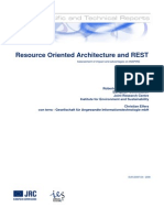Resource Orientated Architecture and REST