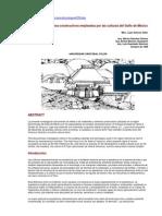 SILLER, SÁNCHEZ GÓMEZ, MORENO CHAZZARINI y GUARDADO SÁNCHEZ - Materiales y sistemas constructivos empleados por las culturas del Golfo de México