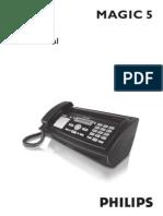 Fax Philips Magic5 Classic