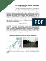 Analisis de Mapas Geologico Carategna-barranquilla via Del Mar