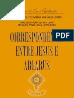 correspondência entre Jesus e Abgarus - Jacob Lorber