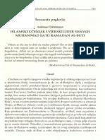 Islamski učenjak El-Buti