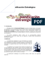 La Planificacion Estrategica