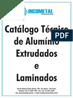CATÁLOGO INCOMETAL