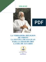 73766445 La Verdadera Religion de Cristo
