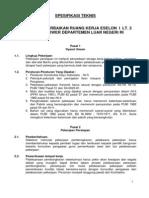 Metode Pelaksanaan Rg Eselon 1lt2